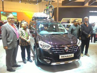 Lodgy, MPV Tujuh Kursi dari Renault