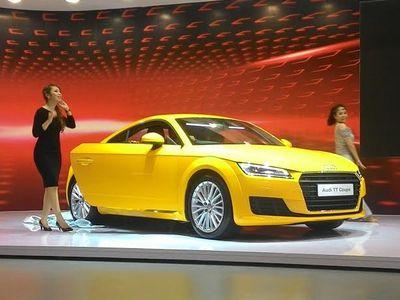 Audi Luncurkan Audi TT dan Q7 di GIIAS