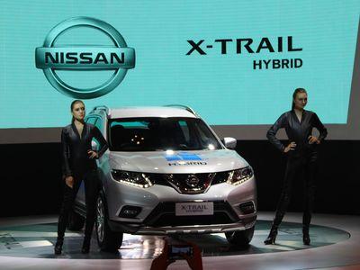 Nissan X-Trail Hybrid Dijual Sekitar Rp 600 Juta