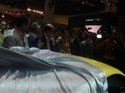 Jusuf Kalla: Mobil Itu Harus Modis
