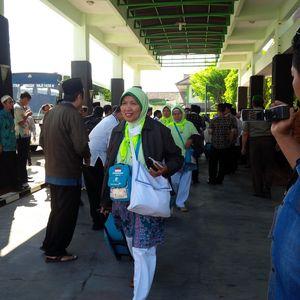 68 Jamaah dari Tiga Kloter Awal Embarkasi Solo Gagal Berangkat