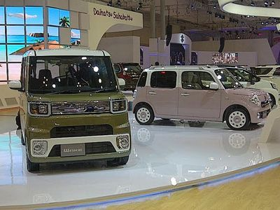 Mobil-mobil Mungil Daihatsu yang Bikin Gemes