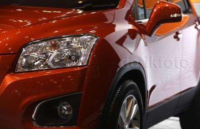 Chevrolet Trax di Indonesia, Didatangkan dari Korea