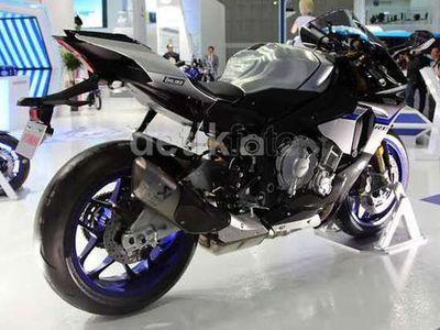 Gila, Motor Yamaha R1M Seharga Rp 600 Juta