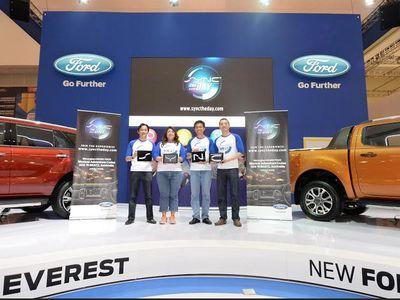 Ford Indonesia Kampanyekan Sensasi Konektivitas Superior Ford SYNC