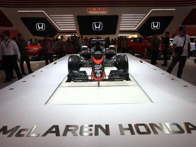 Honda Hadirkan Mobil Formula 1
