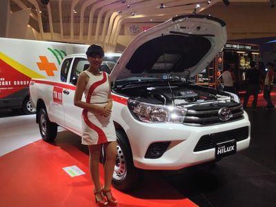 3 Tipe Toyota Hilux Terbaru Ditargetkan Terjual 1.000 Unit Tiap Bulan
