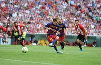 Fitur Gambar Ath. Bilbao 0-1 FC Barcelona
