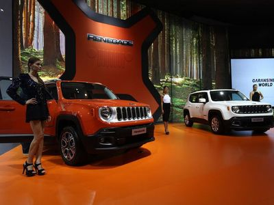 Dijual di IIMS, Jeep Terkecil Sudah Dibeli 10 Unit
