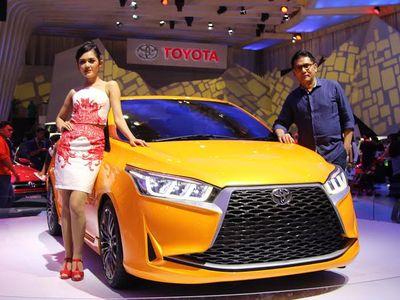 Tiga Mobil Unik dari Tim Desain Toyota Tak Dijual
