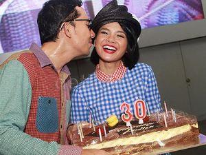 Cerita Kejutan Suami untuk Andien yang Ulang Tahun ke-30