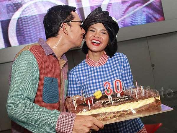 Selamat Ulang Tahun ke-30, Andien!