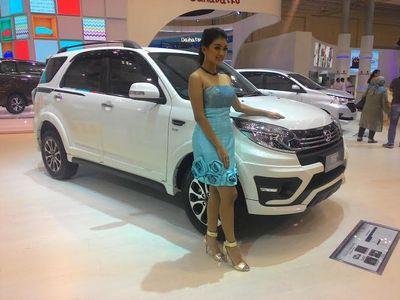 Mobil-mobil Modifikasi Daihatsu Laris Manis di GIIAS