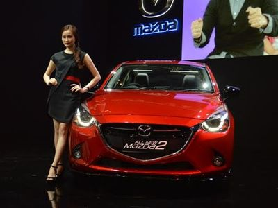 Mazda2 Limited Edition di GIIAS Hanya 200 Unit