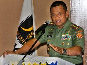 Panglima TNI Jadi Pembicara di Seminar F-PKS