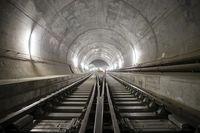 Keren! Swiss Punya Terowongan Kereta Terpanjang dan Terdalam di Dunia