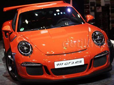Yuk Kenalan dengan Porsche 911 GT3 RS