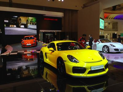 Dua Mobil Baru Porsche Tersedia Kuartal Pertama 2016