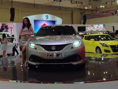 Suzuki Pertimbangkan Produksi iK-2 Jadi Baleno