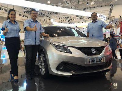 Suzuki: iK-2 Mobil Hatchback yang Cerdas