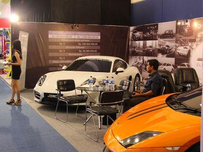 Bayar Rp 200 Juta Sudah Bisa Kendarai Lamborghini, Porsche dan Lain-lain
