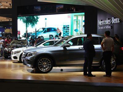 Mercedes-Benz Andalkan 4 Model Ini di GIIAS