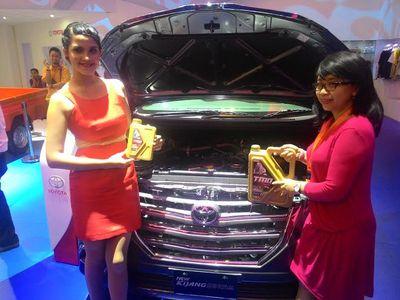 Oli 0W-20 dari Toyota Bisa untuk Mobil Hybrid