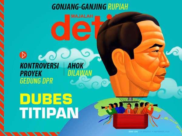 Dubes Titipan