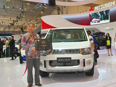 Akhir Tahun Mitsubishi Siap Kenalkan Delica Paling Atas