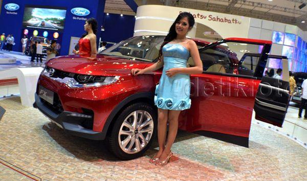 2 Mobil Konsep SUV Daihatsu
