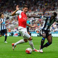 Newcastle Kalah karena Gagal Paksa Arsenal Bermain Crossing