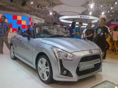 Daihatsu Copen, Mobil Favorit Pengunjung GIIAS