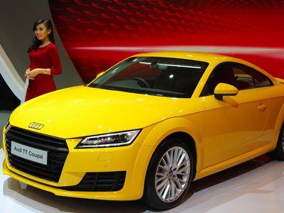 Oprek Spesifikasi Audi TT Coupe