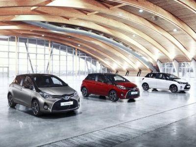 Dua Pekan Lagi Generasi Terbaru Toyota Yaris Meluncur