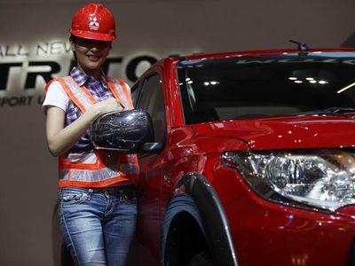 Penjualan Mobil Lesu, Mitsubishi Tetap Optimistis