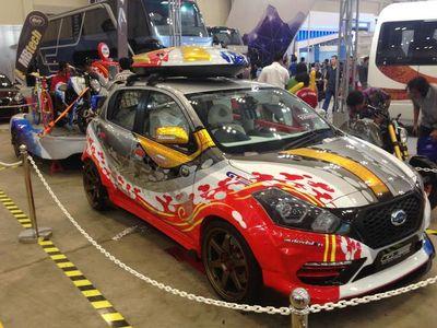 Ini Dia Para Pemenang Kontes Modifikasi 7 Hari Datsun