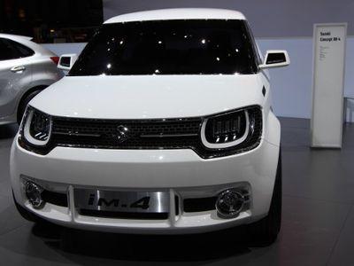 Konsep Suzuki iM-4, Reinkarnasi dari Suzuki Ignis