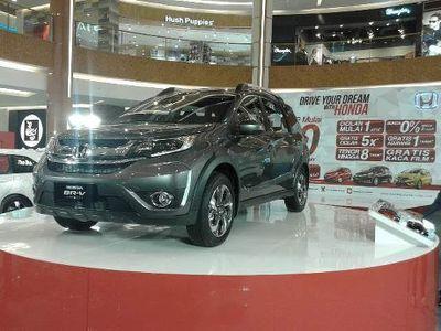 Honda BR-V Muncul di Bekasi