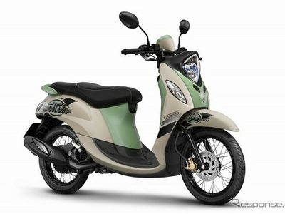 Ini Jawaban Yamaha Indonesia Soal Fino Blue Core dari Thailand