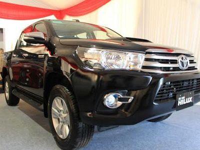 Toyota: Hilux Single Cabin Nomor Satu di Kelasnya