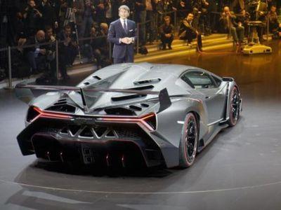 Lamborghini Siapkan Mobil Terdahsyat untuk 2016