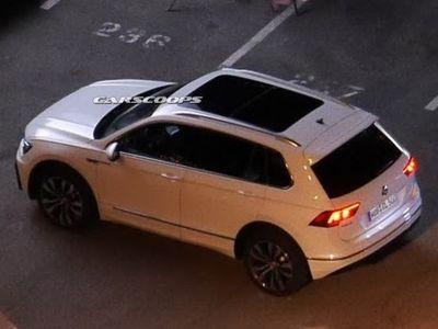 Beginikah Tampilan Generasi Terbaru VW All New Tiguan?