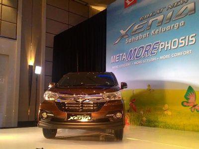 Daihatsu Menguji Great New Xenia di Kota Udang Cirebon
