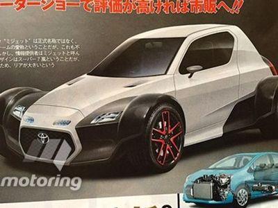 Goda Orang Muda, Toyota Suguhkan Mobil Mungil Midget di Tokyo Motor Show