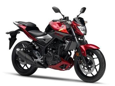 Yamaha MT-03 Buatan Indonesia Gebrak EICMA Italia November Mendatang