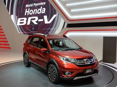 Dari 2 Pameran Mobil, Honda Dapatkan Booking 8.528 Unit