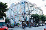 Maestra Peace, Mural Paling terkenal di San Francisco