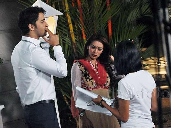 Proses Cerai, Masayu Sibuk Syuting Bareng Shaheer Sheikh