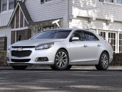 Chevrolet Produksi Sedan Malibu ke-10 Juta