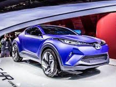 Toyota Akan Kenalkan Konsep Kedua Penantang Honda HR-V